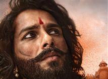 Shahid Kapoor's look as Maharawal Ratan Singh from...