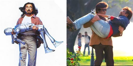Shankar tried Rajini and Kamal for Endhiran 2
