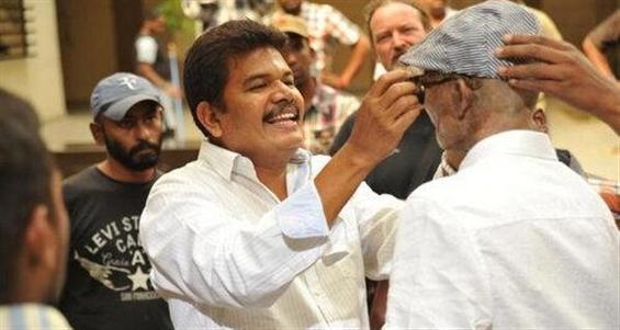 """Shankar's """"I"""" Making Video  - Tamil Movie Poster"""