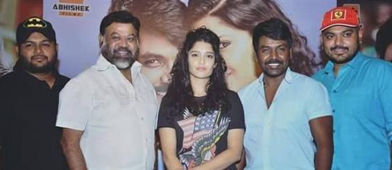 Shooting of Lawrence - Ritika starrer Shivalinga nears completion - Movie Poster