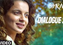 Simran Dialogue Promos