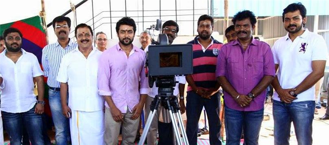 Singam 2 goes on floors