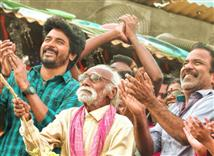 Sivakarthikeyan's supportive dad in Velaikkaran