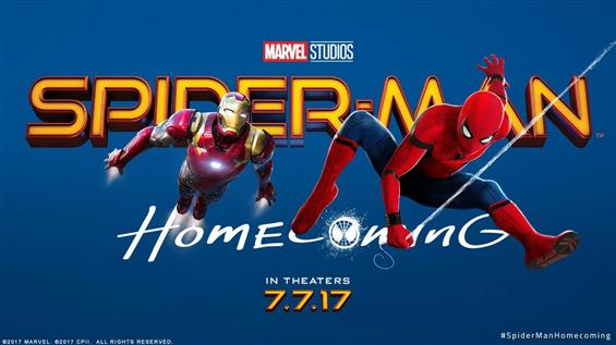SpiderMan - Homecoming (Tamil) - Official Trailer 3 - Movie Poster