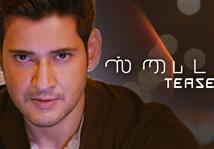Spyder Teaser (Tamil)