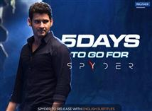 Spyder Theatre List in Gujarat, Mumbai and Thane