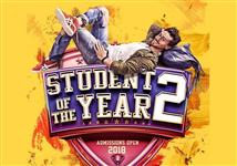 Student of the Year 2 first look released by Karan...