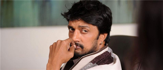 Sudeep confirmed in Vijay Chimbudevan film - Tamil Movie Poster