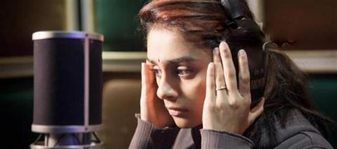 Super Singer Pragathi sings in Bala's Paradesi