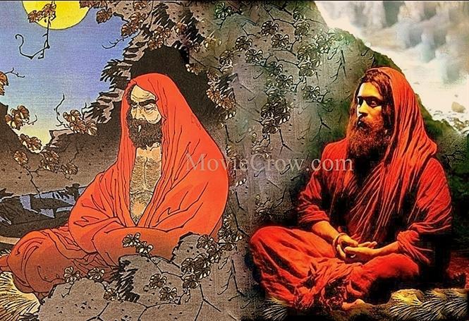 Suriya as Bodhidharman