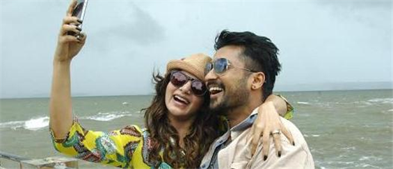 Suriya plans an Anjaan Promo trip in Kerala - Tamil Movie Poster