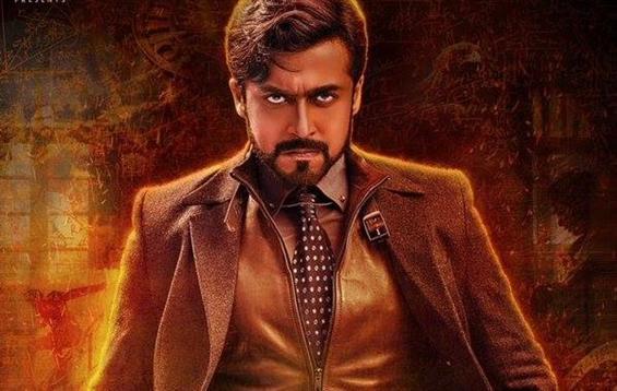 Suriya plays 3 roles in 24, confirms Vikram K Kumar - Tamil Movie Poster