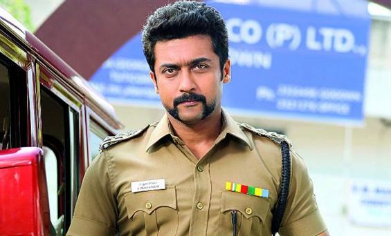 Suriya to start Singam 3 soon?
