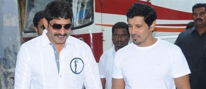 Thaandavam Launched with a formal function