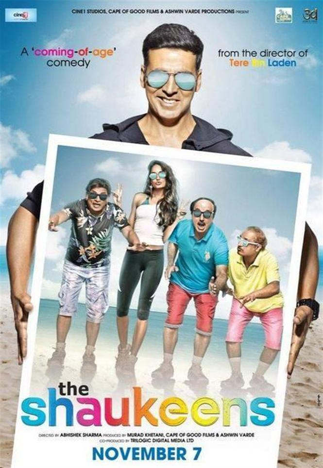The Shaukeens (2014) Hindi Movie Trailer