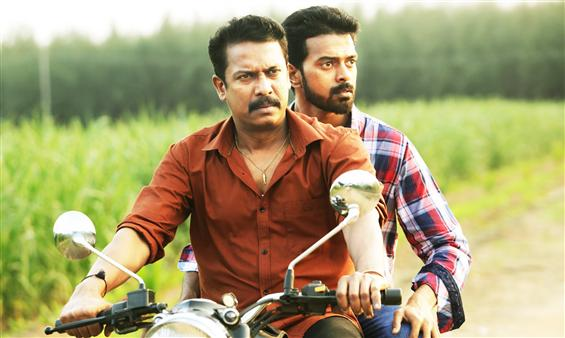 Thondan Review - Messages galore but what about the movie? - Movie Poster