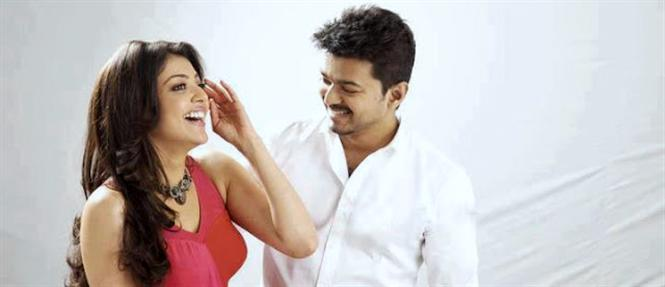 Thuppakki team off to Europe