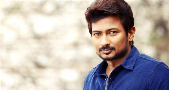 Udhay - Ezhil film starts rolling today - Tamil Movie Poster