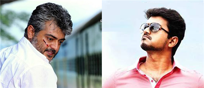 Ajith's Veeram and Vijay's 'Jilla'