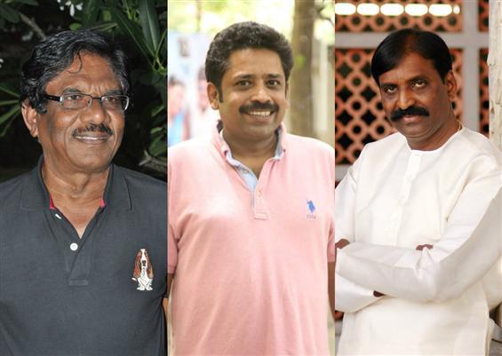 Vairamuthu - Aandal Controversy : Bharathi Raja, S...