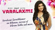 Varalaxmi Sarathkumar on Nibunan, success of Vikra...