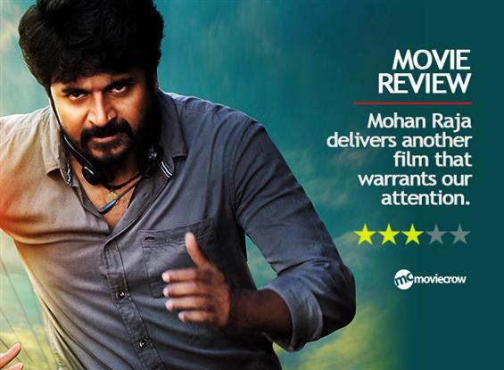 Velaikaran Review - On the right path