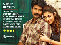 Velaikkaran Songs - Music Review