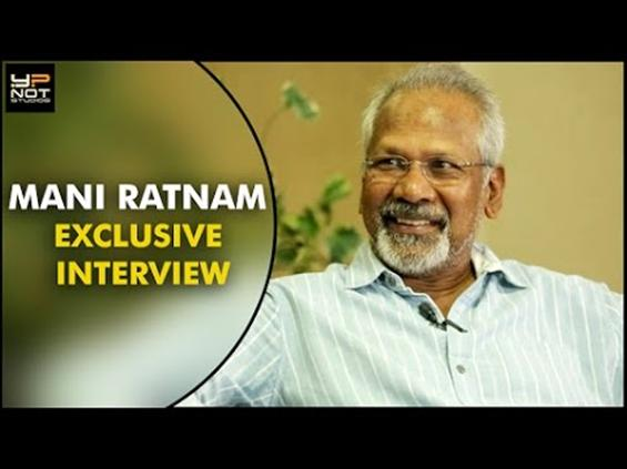 Video: Mani Ratnam's take on Irudhi Suttru - Tamil Movie Poster