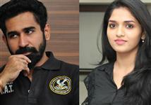 Vijay Antony starrer Kaali gets a new heroine
