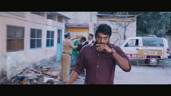 Vijay Sethupathi's Puriyaadha Pudhir Trailer