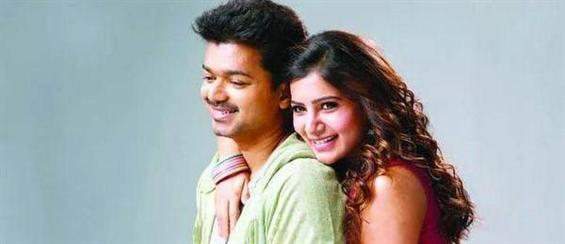 Vijay's Kaththi nearing completion: AR Murugadoss - Tamil Movie Poster