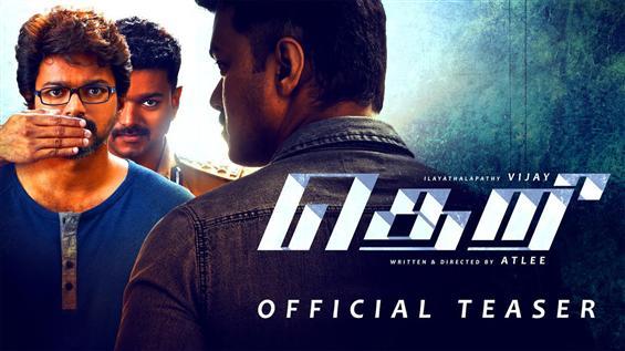 Vijay's Theri Teaser - Tamil Movie Poster