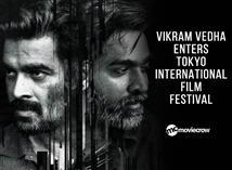 Vikram Vedha Enters Tokyo International Film Festi...