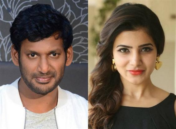 Vishal-Samantha starrer Irumbu Thirai to release on this date image