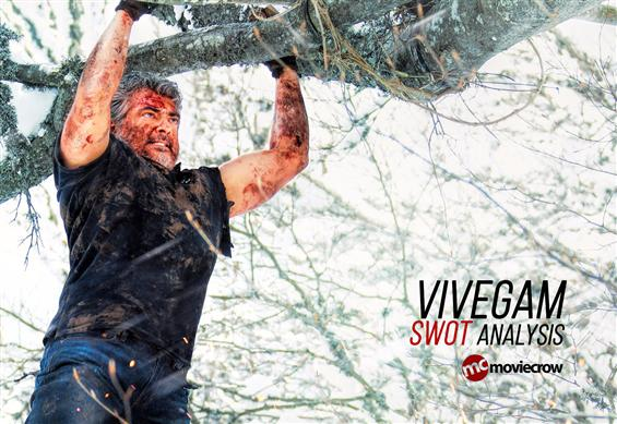 Vivegam Preview - SWOT Analysis  image