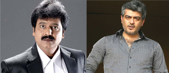 Vivek joins 'Ajith 55' cast - Tamil Movie Poster