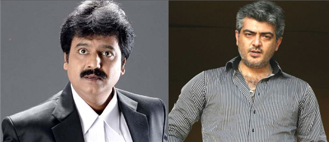 Vivek joins 'Ajith 55' cast