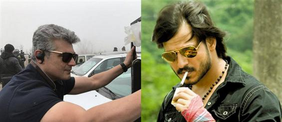Vivek Oberoi begins shooting in Bulgaria for Ajith57 - Movie Poster