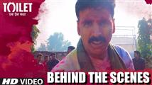 Watch 'Behind the scenes' from Toilet: Ek Prem Kat...
