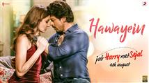 Watch 'Hawayein' video song from Jab Harry Met Sej...