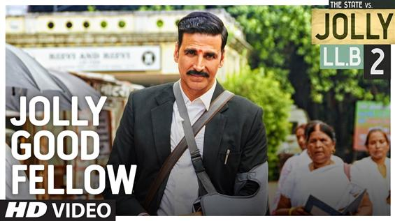 News Image - Watch 'Jolly Good Fellow' video song from Jolly LLb 2 image