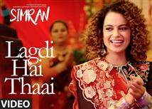 Watch 'Lagdi Hai Thaai' video song from Simran