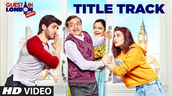 Watch 'Title Track' video song from Guest iin London - Movie Poster