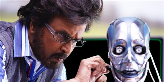 Will Endhiran 2 become a reality? - Tamil Movie Poster