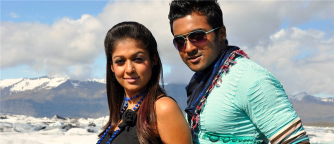 Will Nayan do a kuthu song for Surya's Singam 2?