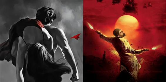 """Will Shankar's """"Ai"""" and Kamal's """"Vishwaroopam-2"""" release in 2014? - Tamil Movie Poster"""