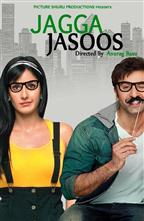 Jagga Jasoos - Movie Poster
