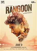 Rangoon - Movie Poster