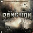 Rangoon - Movie Poster
