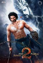 Baahubali 2 - Movie Poster